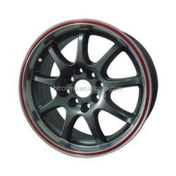 High performance aftermarket aluminum alloy wheel
