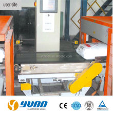 online hi speed checkweigher machine