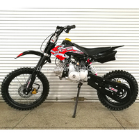 Cheap 17 14 inch Big Wheel Manual TTR Pit Bike 125CC Dirt Bike for Sale