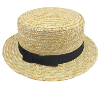 Nature wheat straw hat
