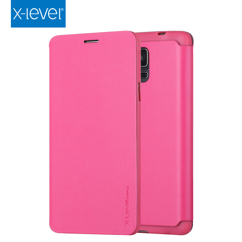 Wholesales N9100 Leather Phone Case For Samsung Galaxy Note 4 Cover