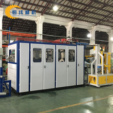 PS ice cream cup thermoforming machine price in Shanghai