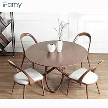 High quality dining table round dinning table set dining room <strong>furniture</strong>