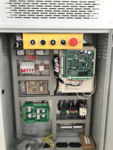 controlling cabin elevator microprocessor controller 7.5KW