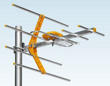 Outdoor Antenna With F Connector Cable VHF TV Antenna Yagi Antenna