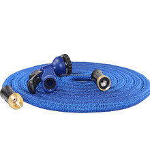 TOP QUALITY Brass Fittings 50ft Best Expandable Garden Water Hose