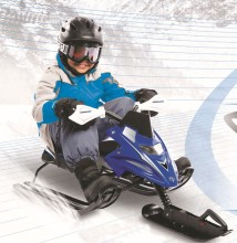 sled slide snow Sledge scooter,kick scooter for winter sports