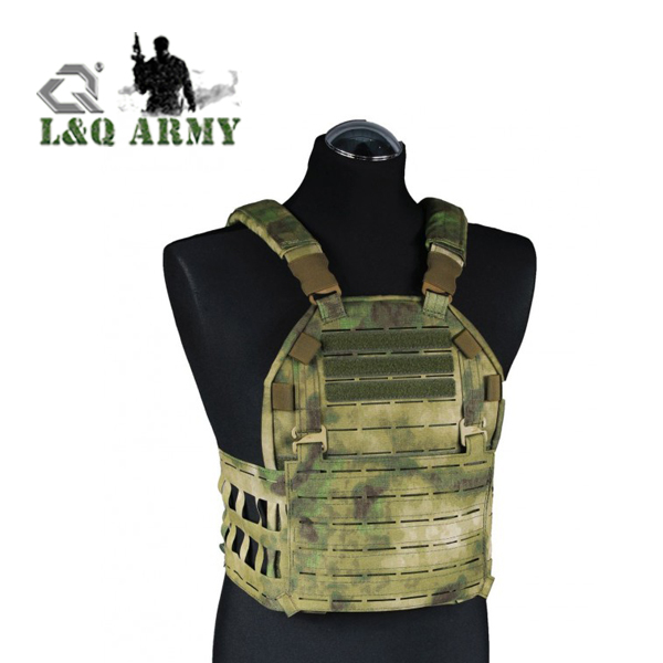 Ultralight Stronghold Group Plate Carrier Tactical Vest