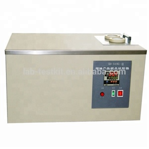 High Temperature Type Cooling Metal Bath Petroleum Solidifying Point Tester Laboratory Apparatus