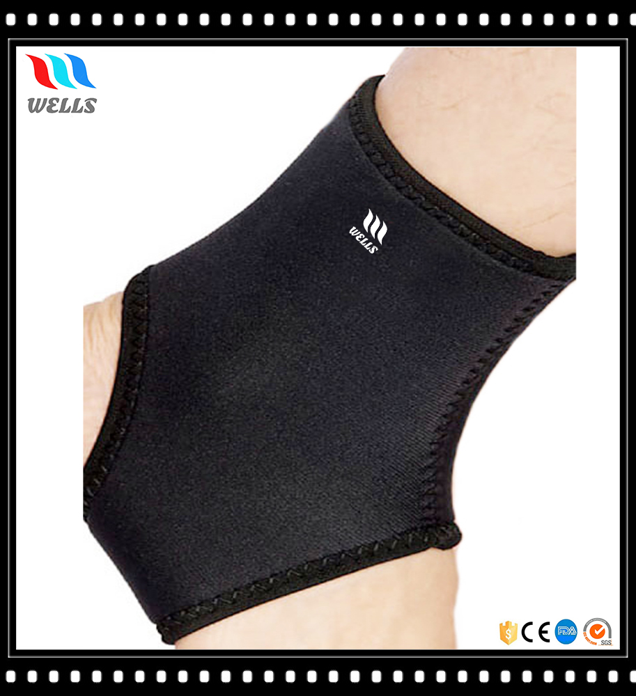 Plantar Fasciitis Breathable Neoprene Ankle Sleeve for Relieve Foot Pain