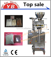 YB-300K 10g to1000g fully automatic weighting forming filling sealing counting Machine with load cell
