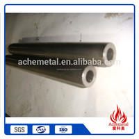 Chinese promotional items customized pure tungsten tubes,tungsten tube