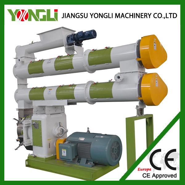 CNC Processing Simple mantainance grass chopper machine for animals feed