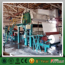industry leader small toilet tissue paper rolls making machine for sale