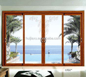 Used commercial sliding glass exterior doors for sale for Exterior sliding glass doors for sale