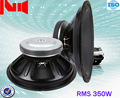 sensitivity audio subwoofer high performance 12 inch 350-700w power handing magnet 95dB car subwoofer spl