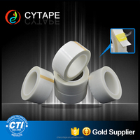 High Quality Silicone Adhesive double Sided Fiber Glass Cloth Tape
