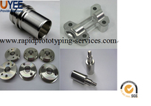 cnc metal prototype high precision aluminium/brass/steel cnc machining