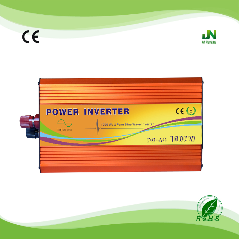 Christmas Day promotion JN high frequency pure sine wave 1000w dc/ac solar power inverter for solar panel