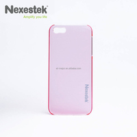 Nexestek Taiwan for Apple iphone 5s Clear Cell Phone Case