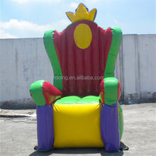 Inflatable Throne Chairs inflatable advertising, custom inflatable K3026