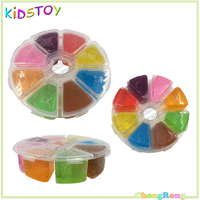 105x27mm Newly Colorful Crystal Jelly Slime