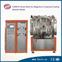 Magnetron Sputtering Vacuum Coating Machine For Jewelry Accessories