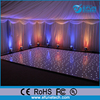 white light led starlit twinkling sparty/stage show/disco/wedding dance floor