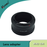 Kernel for M42 Screw Lens to Canon EOS M EF-M Mirrorless Mount Camera Adapter Ring