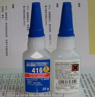 Loctit High pressure 416 Powerful quick-drying glue, rubber-metal plastic nylon all-purpose adhesive