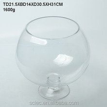 Wholesale Cheap Beautiful glass fish tank, fish bowl, aquarium
