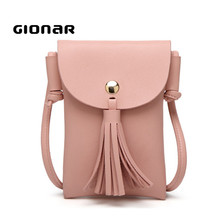 2018 Folding Leather Coin Giraffe PU Leather Fur Purse For Girls