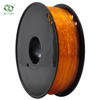 Twinkling color 1.75mm pla abs 3d printer filament PVB filament 3d printer plastic 1.75mm roll 3d printer filament abs