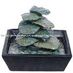Green Slate Fountain