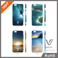 JULES.V Mobile Accessory IML Printing Custom Phone Cover For iPhone 6 Factory Price