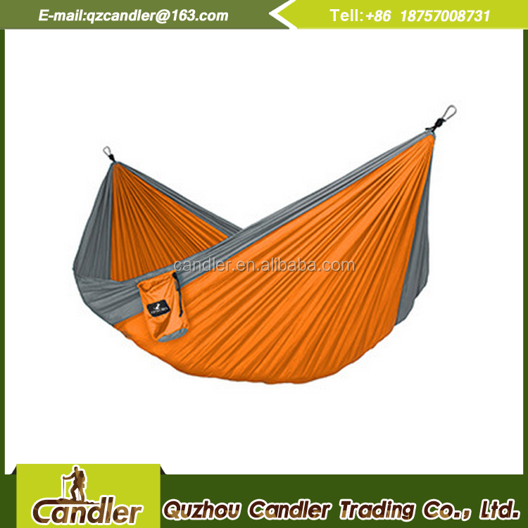 Travel Camping wholesale Double Parachute Hammock