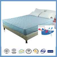 Full Quilted microfiber surface Waterproof mattress protector