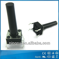 Home appliance smt micro 6mm tact switch