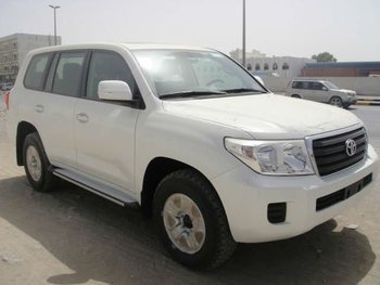 Toyota Land Cruiser GX 2014 model