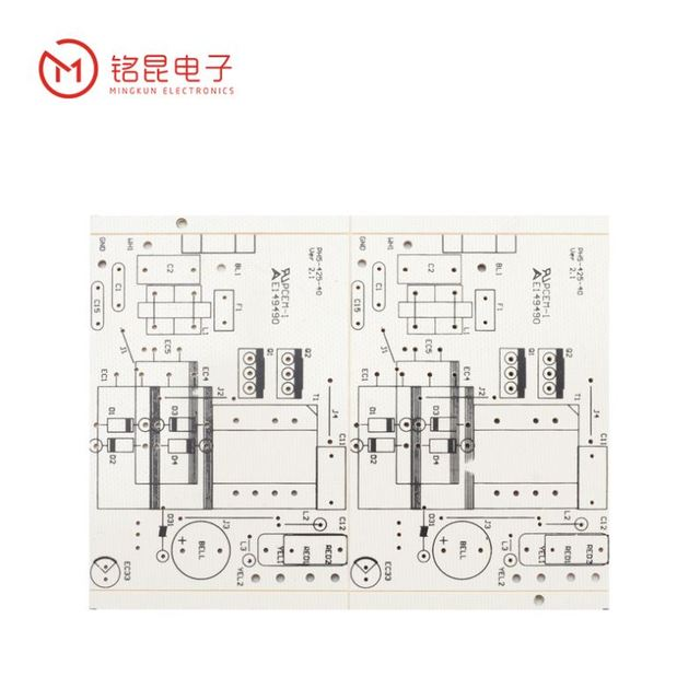 Electrical Energy blind hole pcba of industrial control main board