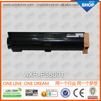 P5500 for xerox machine models for xerox printer toner used copiers for xerox