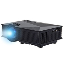 DLNA function Mini LED Home Theater TV Proyector Full HD HDMI UC46 Projector