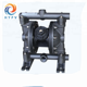 China Supplier Petrochemical Industry Waste Oil Diaphragm Transfer Pump