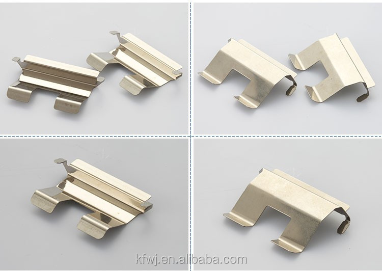 Stainless Steel Parts By Precise Stamping