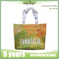 wholesale cheap custom pp woven bag , shopping tote bag