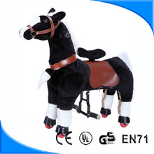 Happy Island Hot sale CE horse riding,ladies horse riding,mechanical riding horse