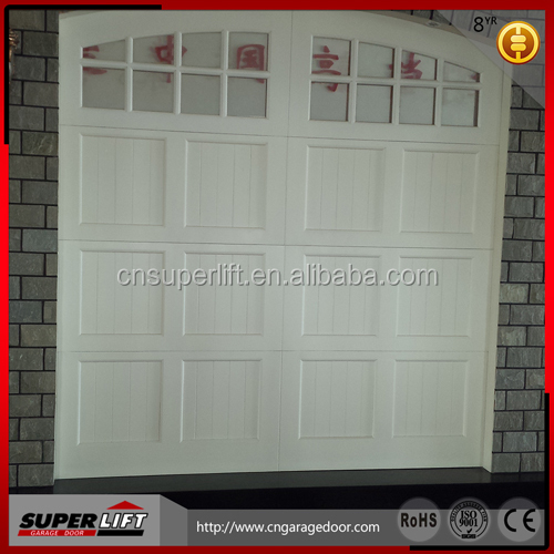 2016Hot Sale Folding garage door,cheap price automatic garage door