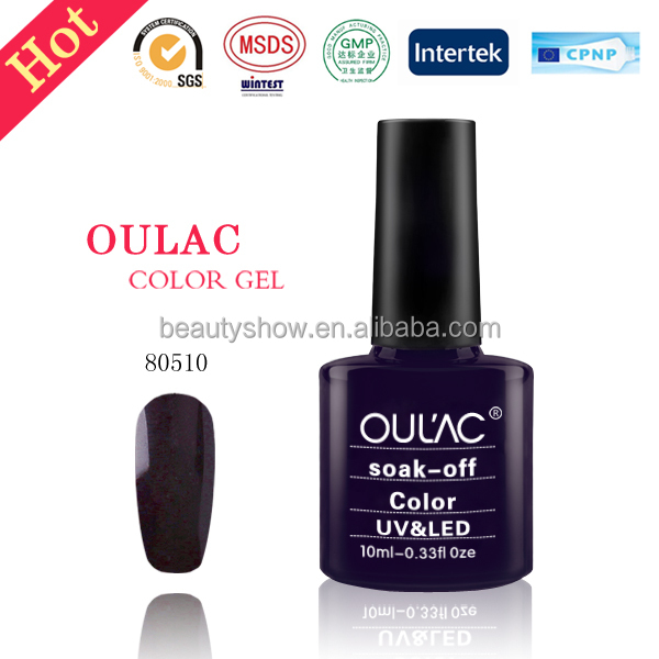 2018 OULAC Charming Rich Colors Nail Art Design Gel Polish
