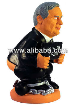 Caganer Dominique Strauss-Kahn