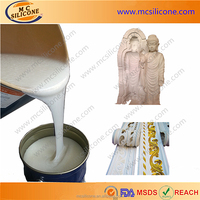 Scuplture & Statue Mold Making Liquid RTV2 Silicone Rubber